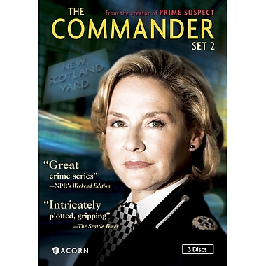 The Commander: Set 2 (DVD)