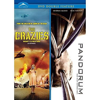 The Crazies/Pandorum (DVD)
