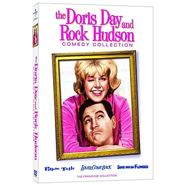 The Doris Day and Rock Hudson Comedy Collection (DVD)