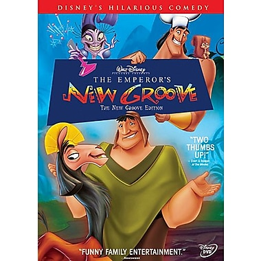 The Emperor's New Groove (DVD)