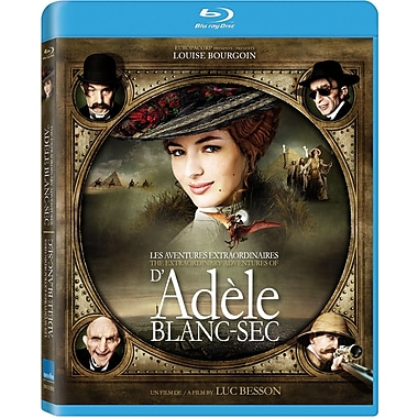 The Extraordinary Adventures of Adéle Blanc-Sec (BLU-RAY DISC)