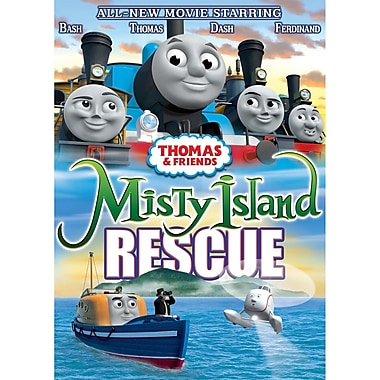 Thomas & Friends: Misty Island Rescue (DVD)