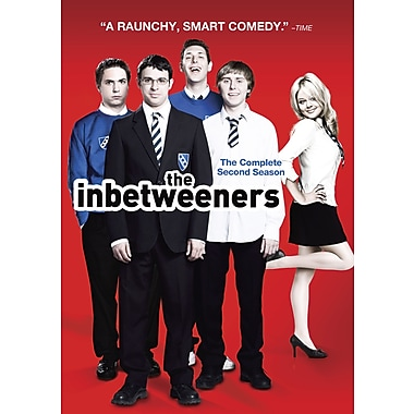 Thr Inbetweeners Series 2 (DVD)