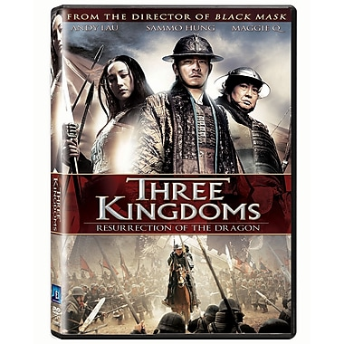 Three Kingdoms: Resurrection of the Dragon (DVD)