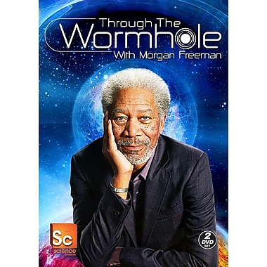 Through The Wormhole With Morgan Freeman (DVD)