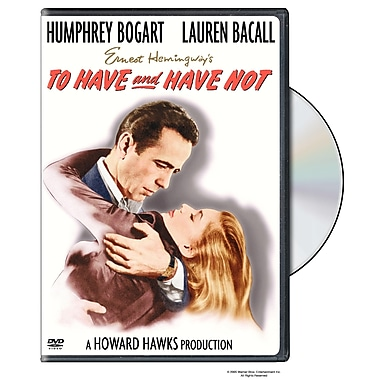 To Have and Have Not (DVD)
