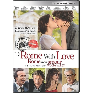 To Rome with Love (DVD)