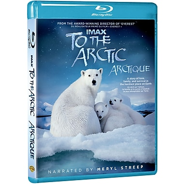 To the Arctic (3D BRD + BRD + DVD + Digital + UltraV)