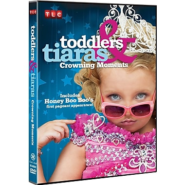 Toddlers & Tiaras Crowning Moments (DVD)