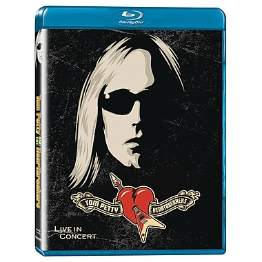 Tom Petty: Live (BLU-RAY DISC)