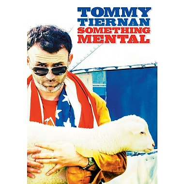 Tommy Tiernan: Something Mental (DVD)