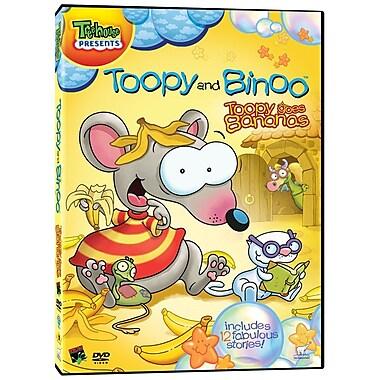 Toopy and Binoo: Toopy Goes Bananas (DVD)