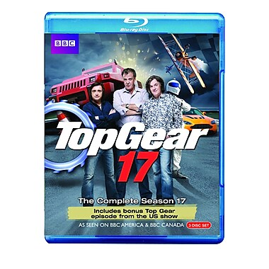 Top Gear 17: The Complete Season 17 (DISQUE BLU-RAY)
