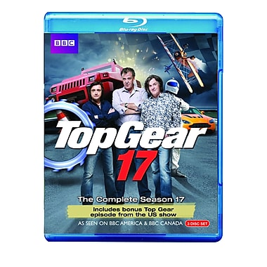 Top Gear 17: The Complete Season 17 (BLU-RAY DISC)