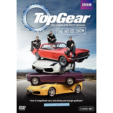 Top Gear USA 1 (DVD)