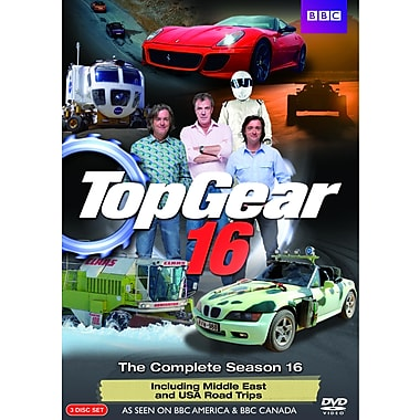 Top Gear: The Complete Season 16 (DVD)