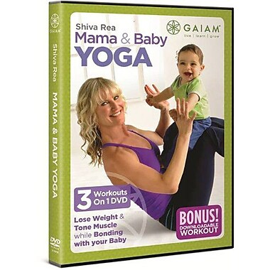 Shiva Rea's Mama & Baby Yoga (GAIAM MEDIA)