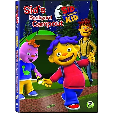 Sid the Science Kid - Sid's Backyard Camp Out (DVD)