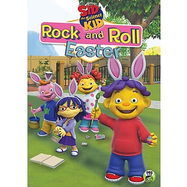 Sid the Science Kid - Sid's Rock and Roll Easter (DVD)
