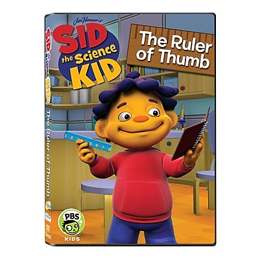 Sid the Science Kid: The Ruler of Thumb (DVD)