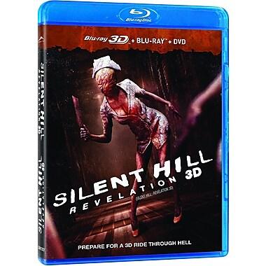 Silent Hill: Revelation 3D (3D BRD + BRD + DVD)