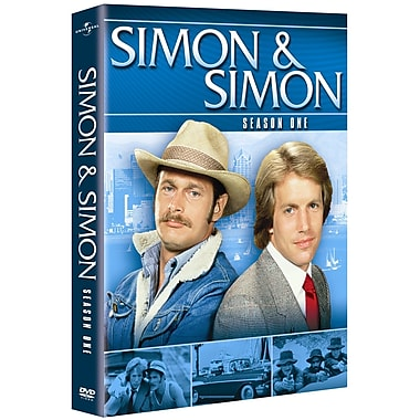 Simon & Simon: Season 1 (DVD)