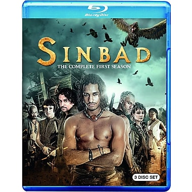 Sinbad: Season One (DISQUE BLU-RAY)
