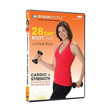 Spark People -28-Day Boot Camp (Acacia) (DVD)