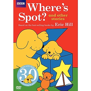 Spot: Where's Spot? 30th Anniversary Edition (DVD)