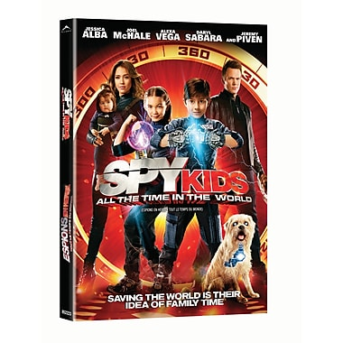Spy Kids: All The Time In The World (DVD)