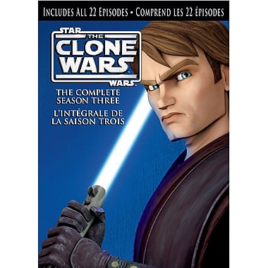 Star Wars: The Clone Wars: The Complete Season Three (DVD)
