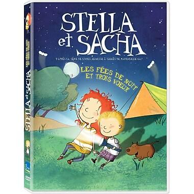 Stella et Sacha - Les fées de nuit et Trois Voeux (DVD)