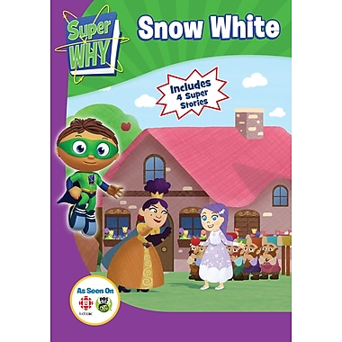 Super Why - Snow White (DVD)