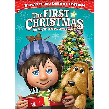 The First Christmas: Story of the First Christmas Snow (DVD)