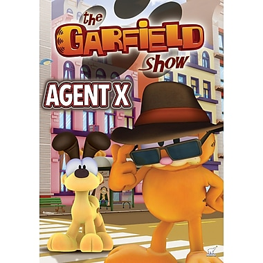 The Garfield Show - Agent X (DVD)