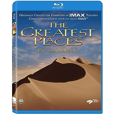 The Greatest Places (IMAX) (BLU-RAY DISC)