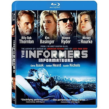 The Informers (BLU-RAY DISC)