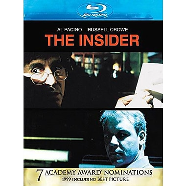 The Insider (DISQUE BLU-RAY)