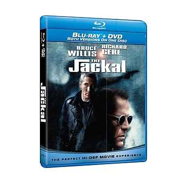 The Jackal (BRD + DVD/FLIP + Digital Copy)