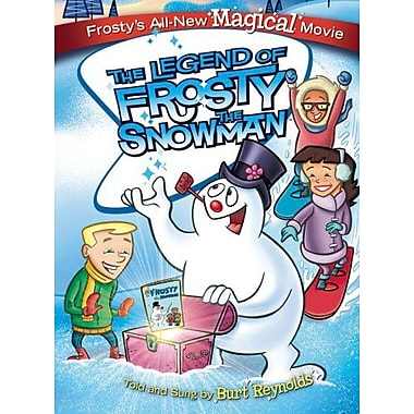 The Legend of Frosty the Snowman (DVD)