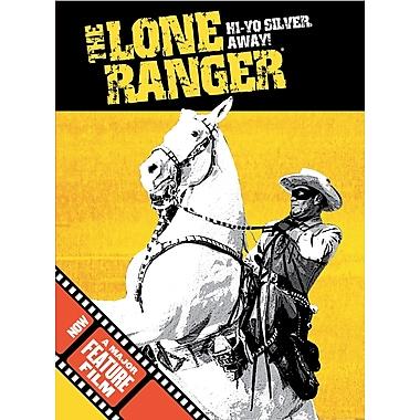 The Lone Ranger - Hi-Yo Silver, Away! (DVD)