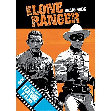 The Lone Ranger - Kemo Sabe - Trusted Friend (DVD)