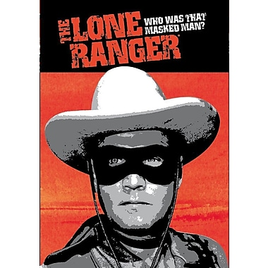 The Lone Ranger - Who Was That Masked Man? (DVD)