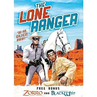 The Lone Ranger (DVD) 2013