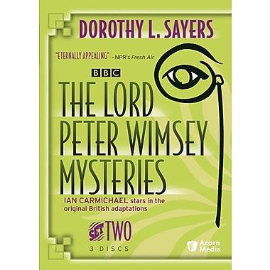 The Lord Peter Wimsey Mysteries: Set 2 (DVD)