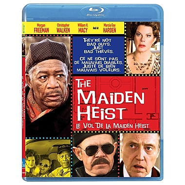The Maiden Heist (BLU-RAY DISC)