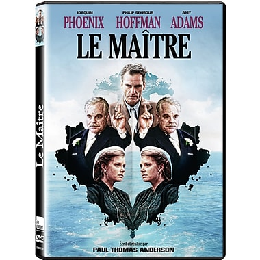 The Master (DVD) 2013