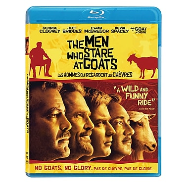 The Men Who Stare At Goats (BLU-RAY DISC)