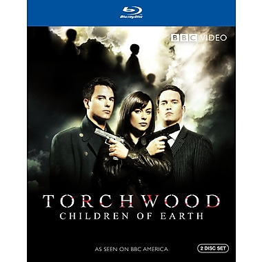 Torchwood: Children of Earth (DISQUE BLU-RAY)