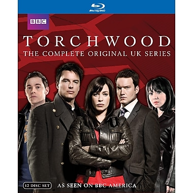 Torchwood: The Complete Original UK Series (DISQUE BLU-RAY)